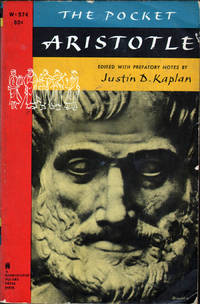 The Pocket Aristotle by  Ed  Justin - Paperback - Reprint - 1964 - from citynightsbooks (SKU: 12813)