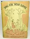 View Image 1 of 3 for Sing for Your Supper A Book of Verse for Boys and Girls Inventory #2367