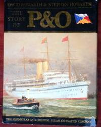 image of The Story of the P_O: The Peninsular and Oriental Steam Navigation Company