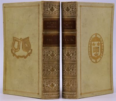 Firenze: Successori Le Monnier , 1866. Two volumes, with the bookplates of Louis Dyer, Sunbury Lodge...