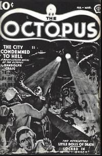 image of PULP CLASSICS #11, December, Dec. 1975: (reprinting) THE OCTOPUS: February, Feb. - March, Mar. 1939