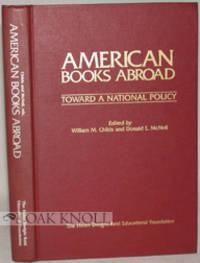 AMERICAN BOOKS ABROAD