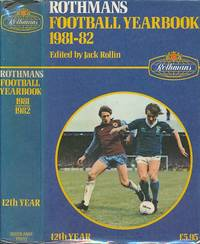 Rothmans Football Yearbook 1981-82