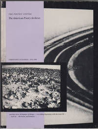 The American Poetry Archives  Videotape Catalogue 1974-1990