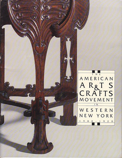 The american arts crafts movement in western new york for Arts and crafts new york