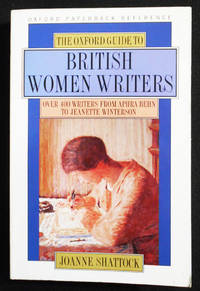 image of The Oxford Guide to British Women Writers