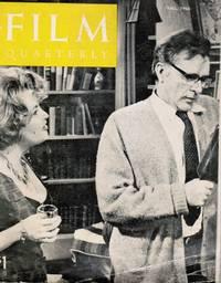 image of Film Quarterly - Fall 1966 Bernardo Bertolucci (interview)