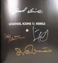 image of Legends, Icons,_Rebels (SIGNED)