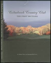 image of Cedarbrook Country Club: The First 100 Years