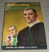 Astounding Science Fiction for June 1954 by  Jr Edited by John W. Campbell - First Edition - 1954 - from biblioboy (SKU: 92057)