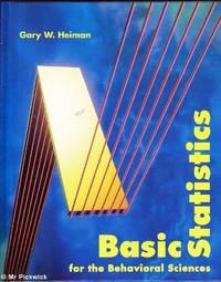 image of Basic Statistics for the Behavioral Sciences