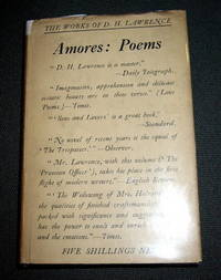 AMORES: POEMS