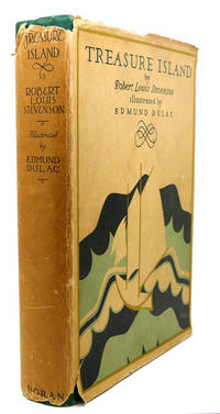 TREASURE ISLAND by Robert Louis Stevenson - First Edition; First Printing - N.D. - from Rare Book Cellar and Biblio.co.uk