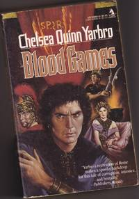 image of Blood Games:  (The third book in the Saint-Germain series)