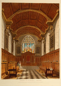 History of the University of Cambridge, Its Colleges, Halls, and Public Buildings, A.