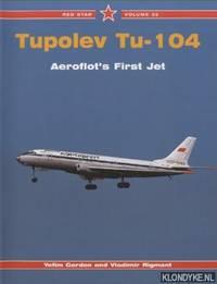 Tupolev Tu-104. Aeroflot's First Jet