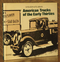 AMERICAN TRUCKS OF THE EARLY THIRTIES, OLYSLAGER AUTO LIBRARY
