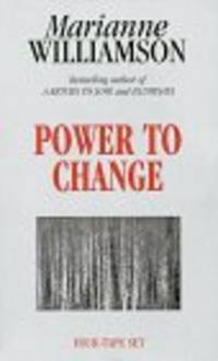 Power to Change by  Marianne Williamson - 1997 - from Bananafish Books and Biblio.com