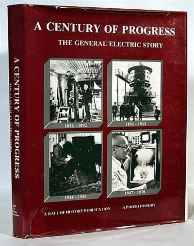 Schenectady, New York: Hall of History, 1981. First Edition. First printing Near fine in deep red cl...