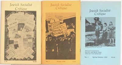 Berkeley: Goldeneh Medinah Inc, 1979. Magazine. 96, 87, 80p., wraps, 5.5x8.25 inches; complete run o...