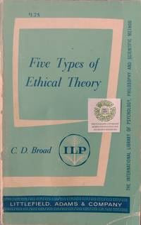 image of Five Types of Ethical Theory