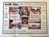 OROVILLE MINES LIMITED:  OPERATING IN THE NORTHERN PART OF THE STATE OF WASHINGTON:  2,500.000 Shares - Par Value 10 Cents - Stock In Treasury, $150,000 - 1902