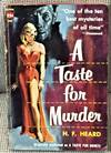 A Taste for Murder (Originally Published as A Taste for Honey)
