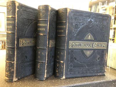 New York: D. Appleton and Company, 1878-1879. First Edition. Hardcover. Quarto, 3 vols.; VG-; contem...