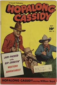 Hopalong Cassidy No.19