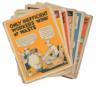 Collection of 28 Work Safety and...