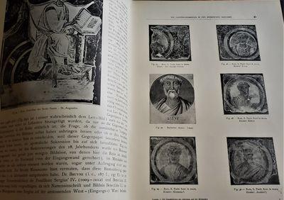 Ladner, Gerhart B. Die Papstbildnisse des Altertums und des Mittelalters, Band I Bis Zum Ende des In...