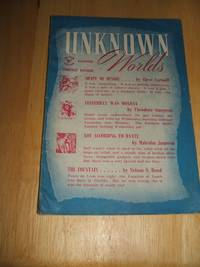 image of Unknown Worlds for Summer 1947
