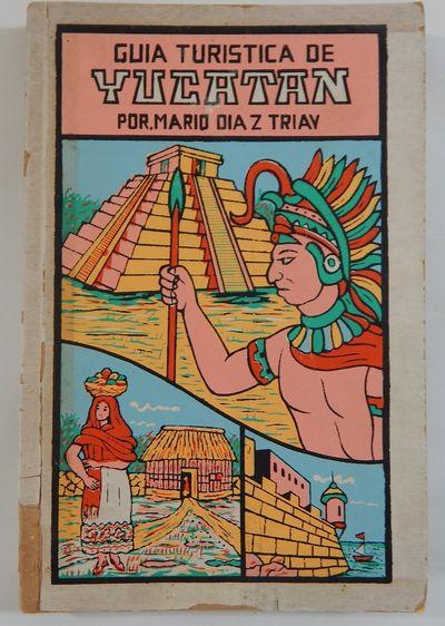 Mérida, Yucatán: Impresora Integración, 1974. First edition. Stiff card wraps. Good. Contiene Inf...