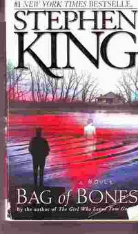 Bag of Bones by  Stephen King - Paperback - 1998 - from Odds and Ends Shop and Biblio.com