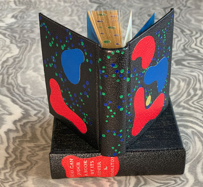 Pico Rivera, CA: Kater-Crafts Bookbinders, 1994. First Edition. Hardcover. Like New. John de Pol. Si...