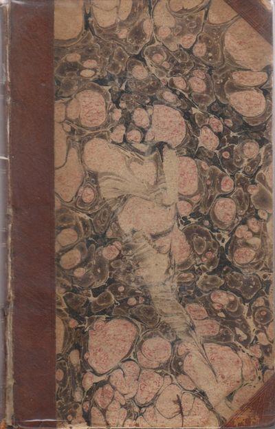 London, UK: Longman, Hurst, Rees, Orme, Brown, and Green. Fair. 1823. Hardcover.