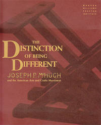 """image of """"The Distinction of Being Different""""  Joseph P. McHugh and the American Arts and Crafts Movement"""