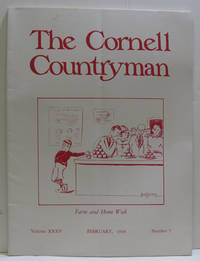 THE CORNELL COUNTRYMAN, VOLUME XXXV, NUMBER 5, FEBRUARY 1938