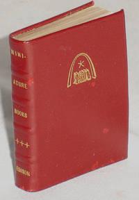 image of Miniature Book