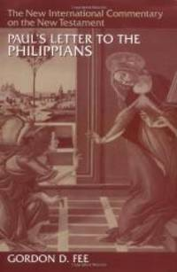 image of Paul's Letter to the Philippians (New International Commentary on the New Testament)