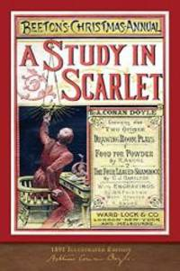 image of A Study in Scarlet (1891 Illustrated Edition): 100th Anniversary Collection