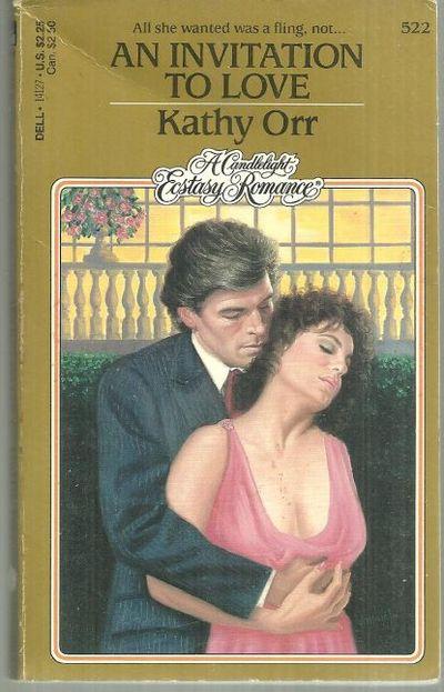 INVITATION TO LOVE, Orr, Kathy