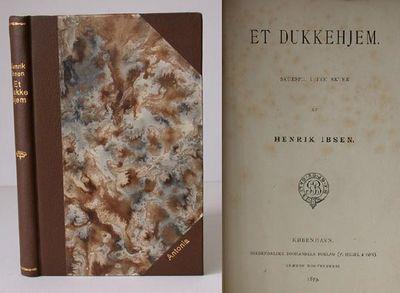 Gyldendaske Boghandels Forlag (F. Hegel & Son), 1879. 1st Edition. Hardcover. Fine/No Jacket. Publis...