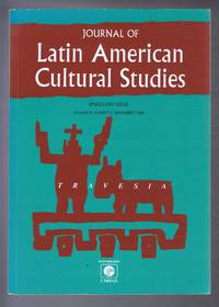 Travesia: Journal of Latin American Cultural Studies, Brazilian Issue, Volume 5 Number 2, November 1996