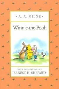 Winnie-The-Pooh by  A. A Milne - Paperback - 1988 - from ThriftBooks (SKU: G0771058918I3N00)