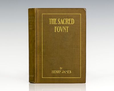 New York: Charles Scribner's Sons, 1901. First edition of this parable of how people shape appearanc...