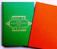 LADY WINDERMERE'S FAN & THE IMPORTANCE OF BEING EARNEST by  Oscar WILDE - Hardcover - Signed - 1973 - from Charles Agvent (SKU: 019070)