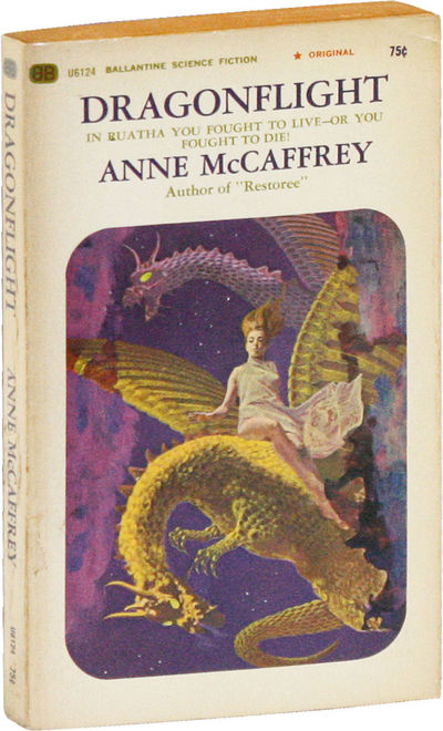 New York: Ballantine, 1968. First Edition. Stated First Printing, July 1968. Publisher's Code U6124....