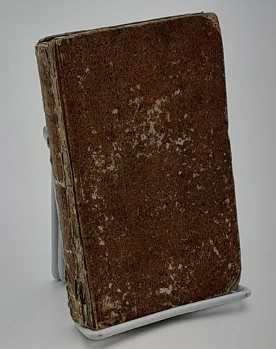 Lausanne.: Mourer., 1788. Plain boards.. Good plus, covers worn, very good contents.. 12mo., 17x10 c...