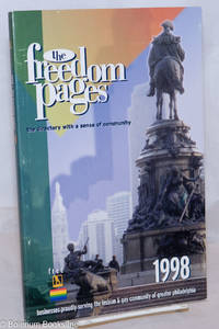 image of Freedom Pages: the directory with a sense of community; 1998; businesses proudly serving the lesbian & gay community of greater Philadelphia
